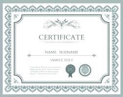 diploma template psd. Certificates Template Psd Free Certificate Design Template