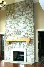 stone wall fireplace ideas wood art architecture mantels modern ide mixed stone metal and wood wall fireplace ideas