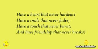 Friendship SMS - Best Friends Forever Poems, SMS, Quotes, Pics and ... via Relatably.com