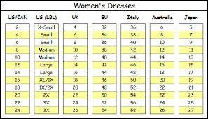 Albert Nipon Size Chart Sizing Conversion Aubadegirls Closet