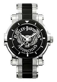 harley davidson signature mens watch 78a109 amazon co uk watches harley davidson signature mens watch 78a109