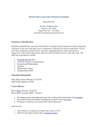 Retail Resume Sample And Complete Guide 20 Examples Resume