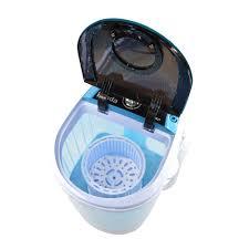 Miniature Washing Machine Amazoncom Panda 55 Lbs Counter Top Washing Machine With Spin
