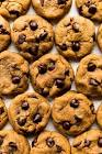 mean chef s double chocolate chip cookies with pecans