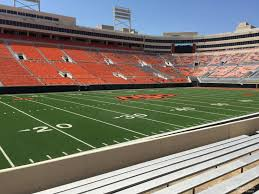 T Boone Pickens Stadium Seating Chart Boone Pickens Stadium Section 119 Rateyourseats Com