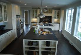 Kitchen Island With Granite Top And Breakfast Bar Kitchen Island Black Home Styles Dolly Madison Prep U0026 Serve
