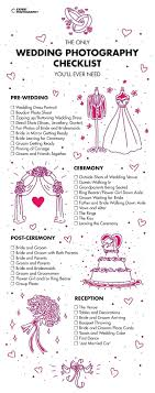 Wedding Photography Checklist Template Second Life Script List Video Production Shot Template