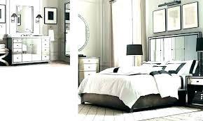 Mirror Headboard Queen Mirrored Headboard Bedroom Sets With Mirror ...