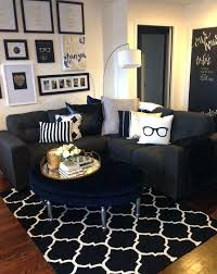 black and gold room decor endearing best black living rooms ideas on lively of and gold