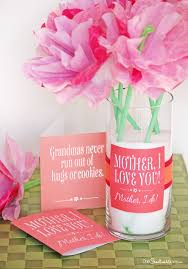 cute mother s day gift idea and printables