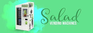 Salad Vending Machine Chicago Custom Farmer's Fridge Salad Vending Machines Looks To Takeover Market