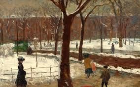 george bellows and the ashcan painters at the national gallery