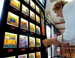Illinois Lottery Vending Machines New Online Illinois Lottery Tickets Net 48K First Day StateRegion