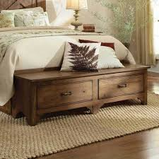 Mesmerizing End Of Bed Bench With Storage At Bedroom For Marvelous Best 25