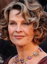 tremendous short curls and layers to look gorgeous even when you are 60 plus