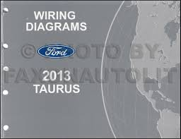 2013 ford taurus wiring diagram manual original ford taurus wiring diagram Ford Taurus Wiring Diagram #41