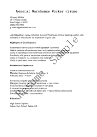 cover letter resume examples for warehouse position sample resume cover letter warehouse worker resume sample warehouse production executiveresume examples for warehouse position extra medium size