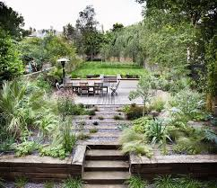 Small Picture 393 best Sloping Gardens images on Pinterest Gardens Sloping
