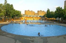 take the kids to the hamilton fish pool this weekend
