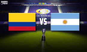 COPA 2021: Colombia vs Argentina- 5 ...