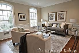 beige living room walls. Brilliant Beige SW Accessible Beige Nj Home Staging North Staging Union County NJ  Home Staging With Living Room Walls A