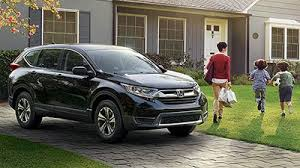 Honda CRV Berwarna HItam