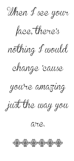 Bruno Mars Quotes Simple Music Lyrics Rebecca Bains Bruno Mars Just The Way You Are Song