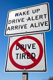 Image result for sleepy driving