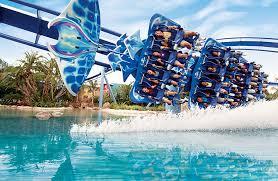 seaworld orlando manta roller coaster