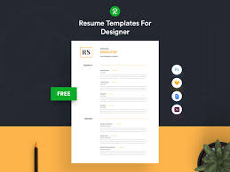 Corporate Resume Template Free Download Get Psd Sketch Resume