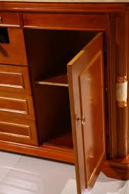 Side Cabinets For Living Room Wooden Console Table Side Cabinet Storage Drawer Marble Top Made