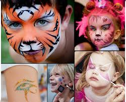 face painting art power party browardpower party broward