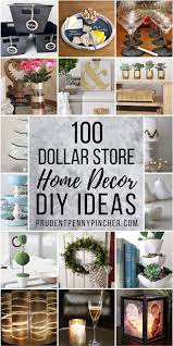 dollar diy home decor ideas