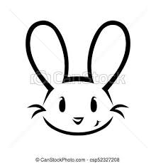 Bunny Rabbit Drawing Coloring Home Modern Home Revolution