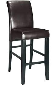 brown leather bar stools with back unisunco brown leather bar stools with back brown leather bar