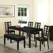 Painted Wood Dining Tables Paint Table Black Room Furniture Long Country  Sets Chair Contemporary Set Ideas