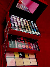 watch video demo review for shany 2016 leather all in one make up set hearts kisses and 192 colors harmony make up set
