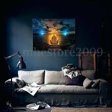 light up wall decor 2 of 7 8 led lighted abstract lake canvas art print light up picture home wall decor light up letters wall decor led light up sign wall