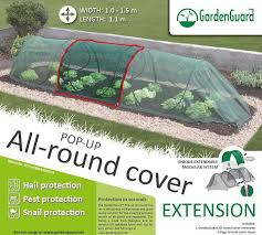 hail protection for gardens google search