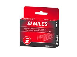 <b>Скобы Miles тип 53</b> N3-6mm - цена, отзывы, характеристики ...