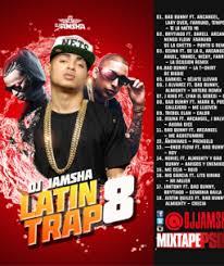 trap reggaeton flyer dj jamsha latin trap 8 numixtapes com