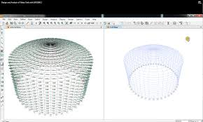 Water Tank Design Design And Analysis Of Water Tank With Sap 2000 Tutorial