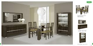 Modern Dining Room Hutch - Dining room table and china cabinet