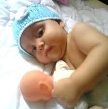 María Guadalupe Lemus Rivera nació el 20 de marzo y desde entonces llenó de alegría la vida de sus padres Diana Patricia Rivera Castrillón y Wilson Lemus, ... - Mar%25C3%25ADa