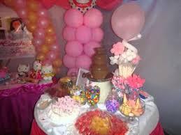 Hersheys 7th Birthday Hello Kitty Party Theme Youtube