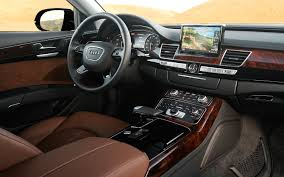 Audi A8 L an Iconic Imagery - About Audi