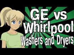ge vs whirlpool washer. Brilliant Washer GE Vs Whirlpool Washers And Dryers Inside Ge Vs Washer H