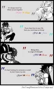 Fairy Tail Love Quotes Stunning Fairy Tail Quotes П��🌟 Anime Amino