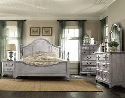 Grey Wood Bedroom Set Atmosphere Ideas Dark Furniture Distressed ...