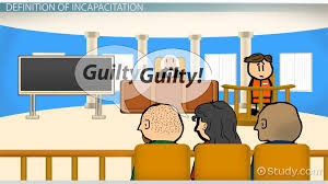 Criminal Justice Definition Incapacitation In Criminal Justice Definition Theory Effect